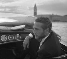Paul Newman a Venezia (1963) foto 20x25 Hollywood