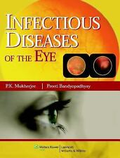 Infectious Diseases of the Eyes by P. K. Mukherjee (2010, Paperback)