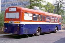 London Transport Shop JGF753K Stevenage open day 1980 Bus Photo