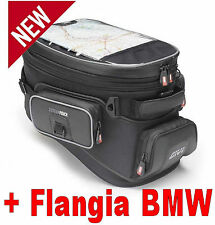 TANK BAG GIVI XS308 BMW R1200 GS 2009-2012 ADVENTURE + FLANGE BF13