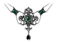 Queen of the Night Pendant - Alchemy Gothic Jewellery  P503
