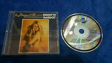 Brigitte Bardot Le Disque D'OR 1988 sexy cover France cd usato  no barcode