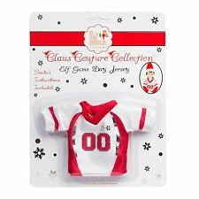 The Elf on the Shelf: Clothing Game Day Jersey for Boy or Girl Elf- NIP