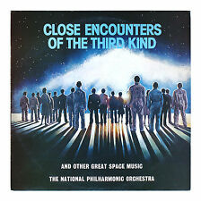 Close Encounters of The Third Kind - National Philharmonic Orc. - EX Vinyl LP