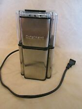 Cuisinart DCG-12BCFR Grind Central Coffee Grinder Silver - FANTASTIC CONDITION!