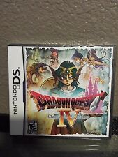 Dragon Quest 4 IV: Chapters of the Chosen (Nintendo DS)--(NEW*FAST*SHIPPING)