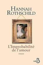 L'Improbabilite de L'Amour (French Edition) by Rothschild, Hannah