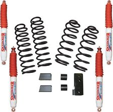 "Skyjacker® 2"" Softride System w/ Nitro Shocks 07-16 Jeep Wrangler JK 2 Door"