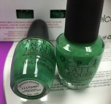 OPI Nail Polish ZOMBODY TO LOVE .5oz GLOW IN THE DARK Discontinue Halloween 2011