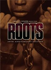 ROOTS New Sealed 4 DVD Set New Sealed 30th Anniversary Edition