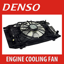 DENSO Radiator Fan - DER09290 - Engine Cooling - Genuine OE Replacement Part