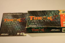 NINTENDO N64  TUROK SEEDS OF EVIL (2) TESTED (Nintendo 1997) NUS-006 USA