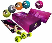 New Yoga Zumba Fitness Exhilarate Body Shaping System Dvd Multi Small Exercise