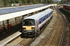 British Rail Network South East 456024 West Croydon 1995 Rail Photo