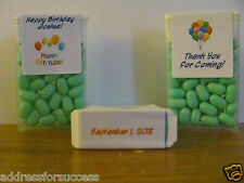 Personalized Tic-Tac Favors Happy Birthday Birthday PARTY FAVORS