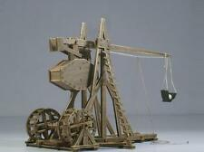 1/48-1/72 Trebuchet Model Kit Mangonel Catapult Toy Ancient Chariot Collectibles