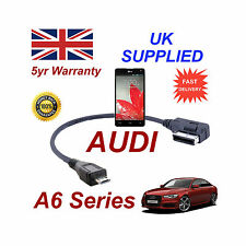 AUDI A6 Series 4F0051510M For LG OPTIMUS G Phone MICRO USB audio cable
