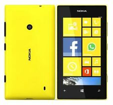 Nokia Lumia 520 Yellow Gelb RM-914 Windows Smartphone Ohne Simlock NEU