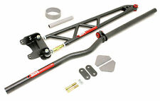BMR Suspension XTA001, Xtreme Torque Arm Kit With Crossbrace And Safety Loop