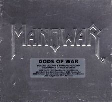 Manowar - Gods Of War - CD (Demons,Dragons & Warriors Tour 2007 Brand New Sealed