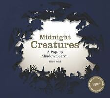 Midnight Creatures : A Pop-Up Shadow Search Book (2016, Book, Other)