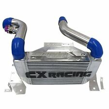 CX FM Bolt-on Intercooler Kit BOV For Mazda RX7 RX-7 FD Single or Stock Turbo