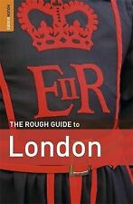 The Rough Guide to London Rob Humphreys Very Good Book