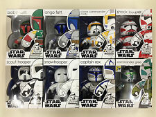 Star Wars Mighty Muggs Troopers Set of 8 (MISB)