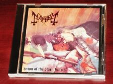 Mayhem: Dawn Of The Black Hearts - Live In Sarpsborg 1990 + 1986 CD Warhammer