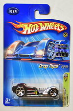 HOT WHEELS 2005 FIRST EDITIONS  DROP TOPS - LOW CARBS FACTORY SEALED