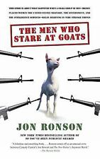 The Men Who Stare at Goats Ronson, Jon Paperback