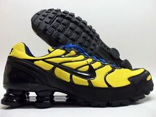 NIKE SHOX TURBO+ VI ID TOUR YELLOW/BLACK-NAVY SIZE MEN'S 15 [326840-994]