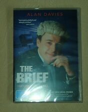 The Brief Complete Series R4 DVD 3 D RARE SEALED Alan Davies Jonathan Creek