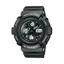 "1997 RETRO Casio G-Shock Mint Condition ""GAUSSMAN MEN IN BLACK"" AW570MB-1V Watch"