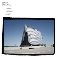 Slow Electric 2011 CD tim bowness peter chilvers no-man levin free US shipping!