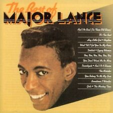 Best Of Major Lance - Major Lance (2002, CD NEU)