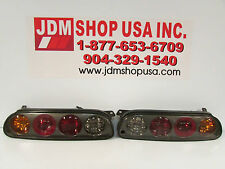 JDM 93-98 Toyota Supra JZA80 MK4 Turbo OEM Rear Tail Brake Lights Lamps 2JZ