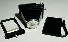 Vintage Rare 1948 Speed-O-Matic instant picture bakelite camera before Polaroid!