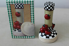 GIFTCO Polystone Cookie Stamp Apples NIB L#221