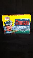 Stingray Cap Gun Box by Lone Star Toys 1960's .... VERY RARE !!