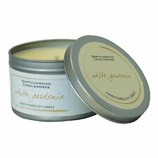 White Gardenia Small Soy Candle, Beautiful Scent, Aroma, Fragrance, Gift