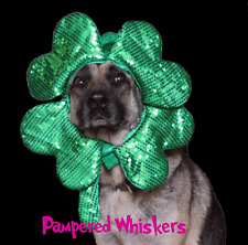 "St. Patrick's Day costume/ hat for dogs and cats with 16-20"" collar size"