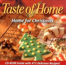 Taste of Home: Home for Christmas Various Artists Audio CD
