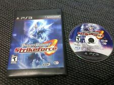Dynasty Warriors: Strikeforce  (Sony Playstation 3, 2010)DISC ONLY