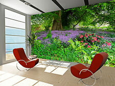Loch Leven Flowers  Wall Mural Photo Wallpaper GIANT WALL DECOR PAPER POSTER