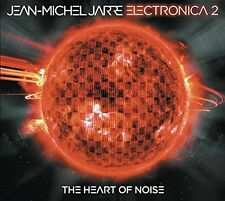 JEAN MICHEL JARRE THE HEART OF NOISE ELECTRONICA 2 CD ALBUM (2016)