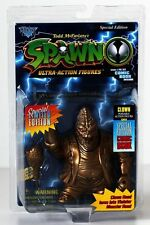McFarlane Toys : Spawn - Limited Edition Clown Action Figure (Gold Version)