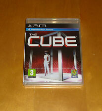 The Cube, Playstation 3, PS3 - Based on ITV Show - Brand New & Sealed