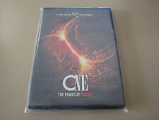 ONE THE POWER OF FUSION DVD WITH GIMMICKED COIN INCL - CRISS ANGEL MAGIC TRICKS