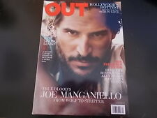 Joe Manganiello - OUT Magazine 2012